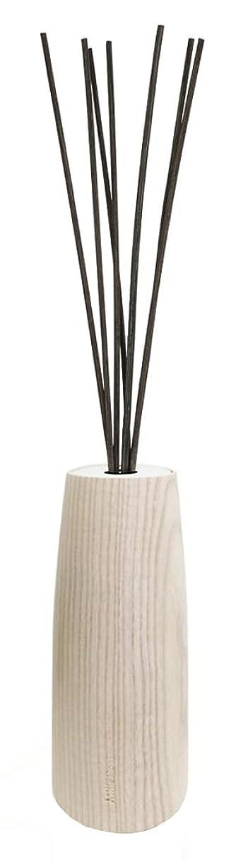 モンク研究リファインMillefiori WOOD ルームフレグランス用 イタリア天然木ディフューザー ELLIPSE エリプス NATURAL 1WA-EL-001