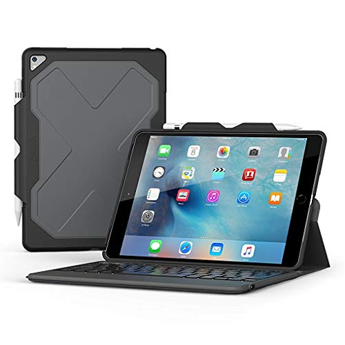 Our #7 Pick is the ZAGG ID9RMK-BB0 iPad Keyboard