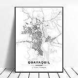 zhuifengshaonian Guayaquil Quito Ecuador Leinwand
