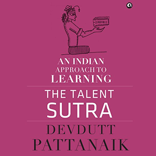 The Talent Sutra cover art