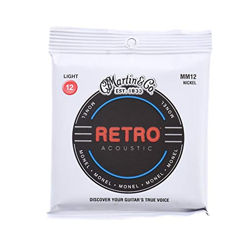 Martin Retro Acoustic Strings