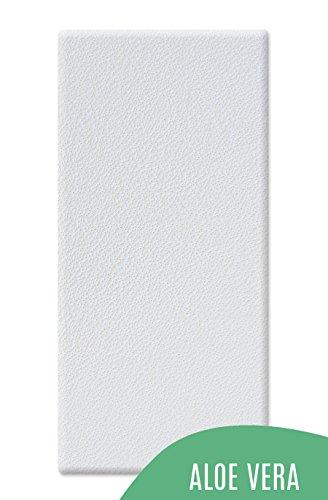 Kadolis Funda para colch/ón de beb/é con Aloe Vera 60 x 120 cm