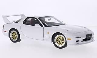 Mazda Efini RX-7 (FD), white, RHD, 1991, Model Car, Ready-made, AutoArt 1:18