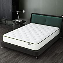 Full Size Mattress 10 Inch Memory Foam Mattress Crystli Hybrid Bed Mattress with Wrapped Innersprings CertiPUR-US Certified Medium Firm Bed-in-a-Box Pressure Relieving Supportive Full Mattress