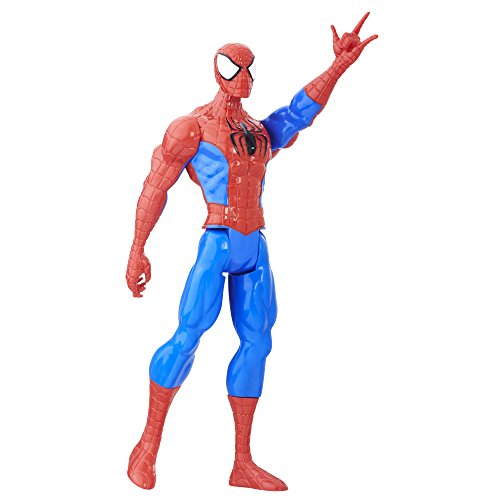Marvel Spider-Man Titan Hero Series Spider-Man Figur