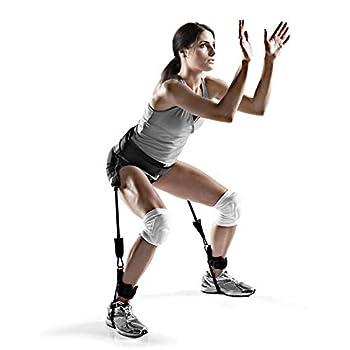 MOVSTAR Vertical Jump Trainer Leg Strength Basketball Volleyball Football Tennis Leg Agility Training