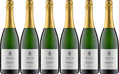 Hauck Bacchus Sekt Halbtrocken (6 x 0.75 l)