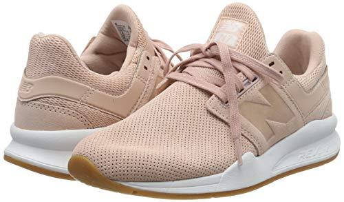 new balance 247 mujer rosa