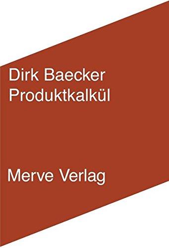 Produktkalkül (IMD)