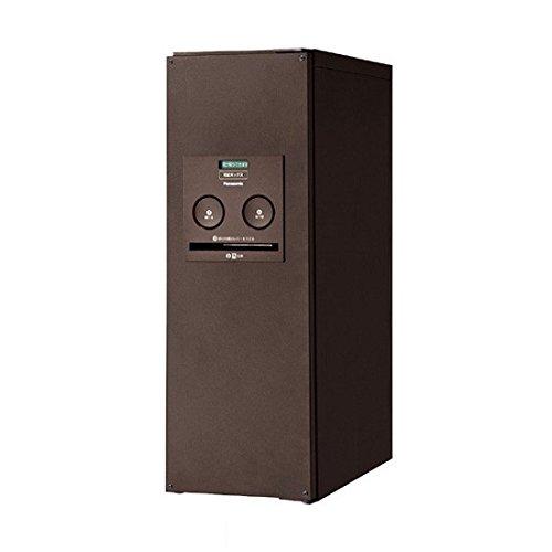 パナソニック(Panasonic) 戸建住宅用宅配ボックス COMBO スリムタイプ FR(後出し) 右開き エイジングブラウン CTNR4011RMA