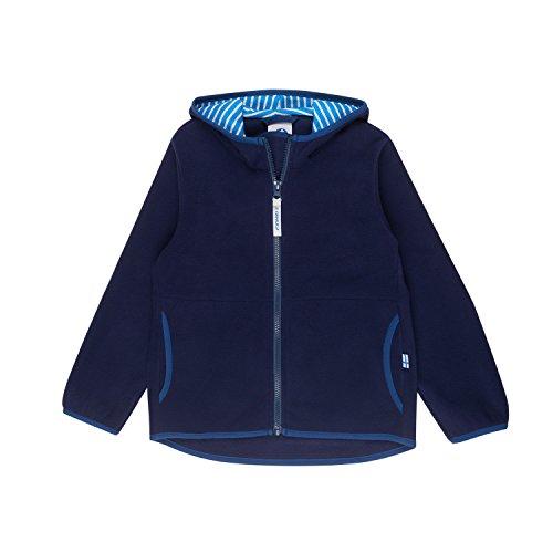 Finkid Paukku Blau, Kinder Freizeitjacke, Größe 80-90 - Farbe Navy - Denim