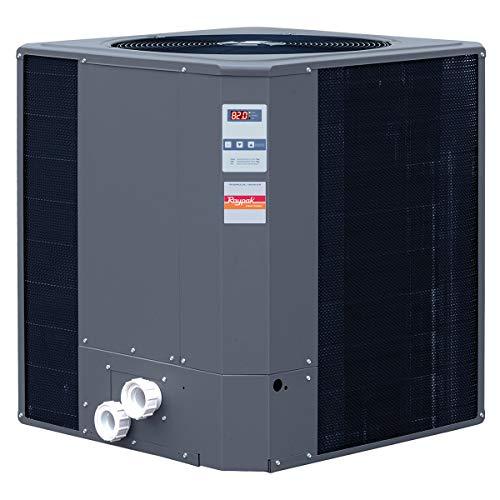 Raypak Heat Pump 8450 Model with Titanium Heat Exchanger, 140k BTU 016033