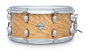 """Gretsch Drums Silver Series S1-6514-ASHSN 6.5x14"""" Ash Snare Drum"""