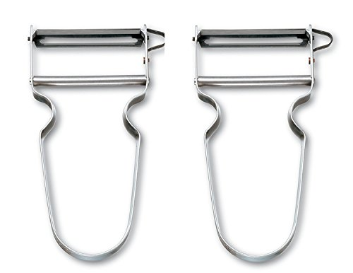 Swiss Rex Vegetable Peeler - 2 Pack
