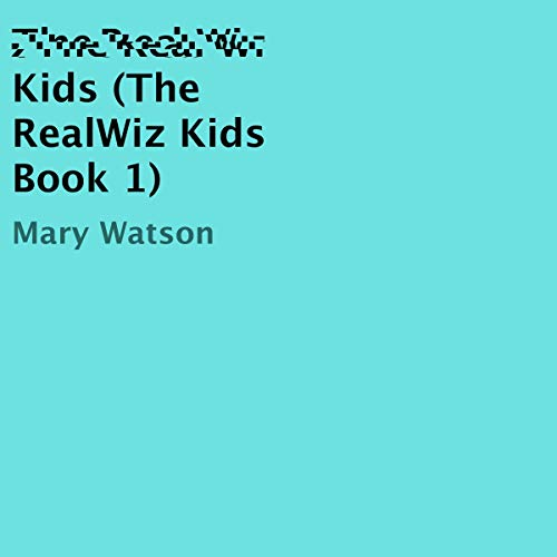The Real Wiz Kids (Book 1) cover art