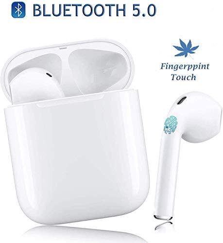 Auriculares Bluetooth 5.0 con reducción de Ruido Caja de