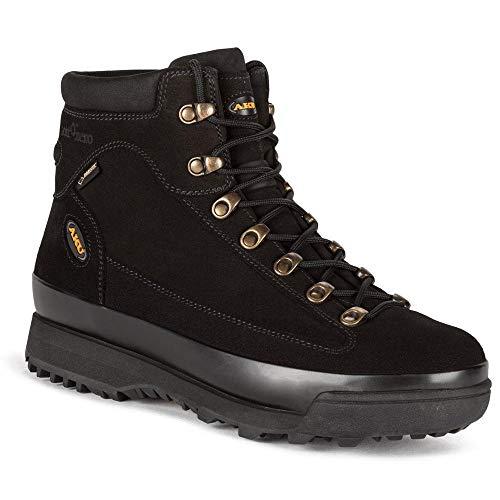 AKU M Winter Slope Plus GTX Chaussures de randonnée légères et confortables pour homme Noir Pointure 44,5