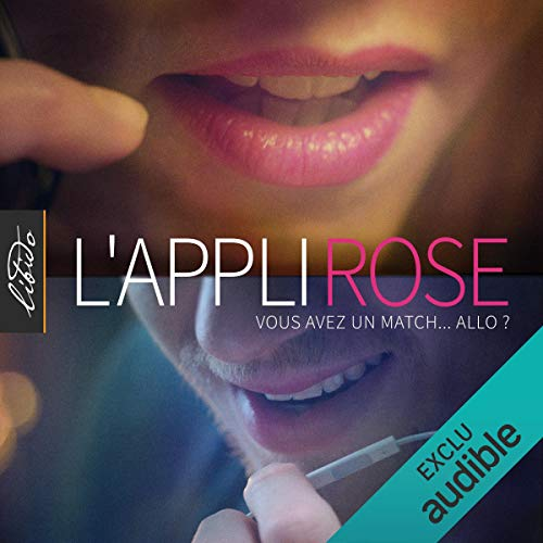 L'Appli Rose. La série complète audiobook cover art