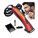 Long Wired Electric Trimmer for Men in (Red or White)