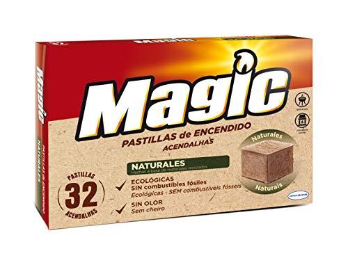 Magic 08013 Plaquettes de feux
