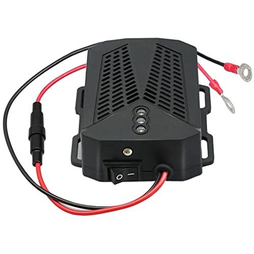 Baoblaze Repelente ultrasónico de roedores Montaje en vehículo Ahorro de energía Detección de vibración Luz estroboscópica LED Motor de automóvil para
