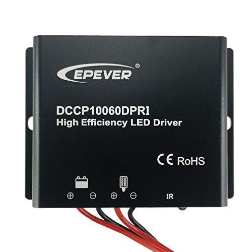 LED-Treiber DCCP10060DPRI 50W/12V 100W/24V 2.0A EPSOLAR