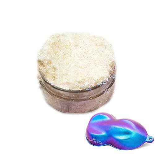 KandyDip Effektpigment Alien GC-47 COLORSHIFT Pearl Perlglanz Metallic Farbpulver Pigment für Epoxidharz Autolack Sprühfolie Pigmente Aquarell Seife Powder (25 Gramm)
