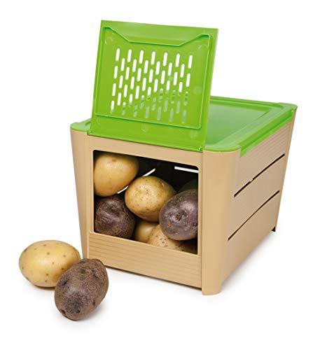 Snips PORTAPATATE marrone - Contenitore porta patate, cipolle e verdure