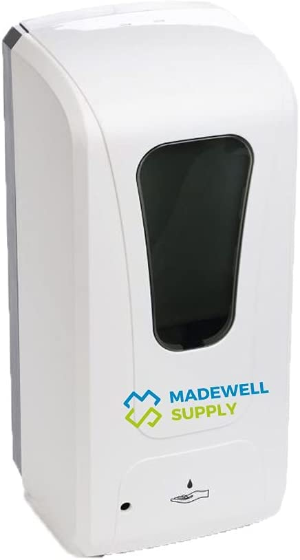 Madewell Touchless Hand Sanitizer New item Wall Manufacturer direct delivery Res Mounted for Dispenser