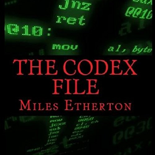 The Codex File audiobook cover art