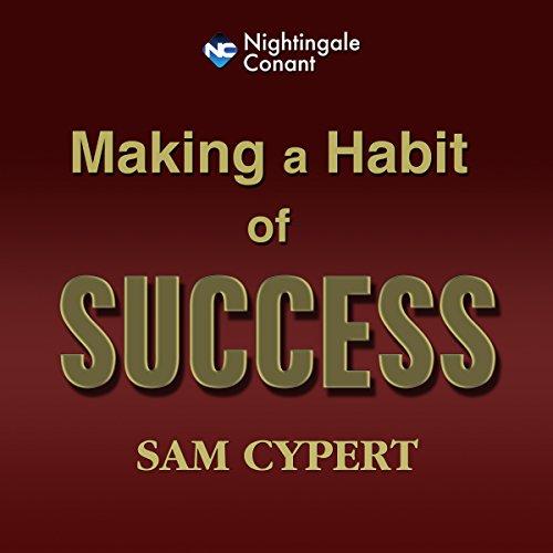 Making a Habit of Success audiobook cover art