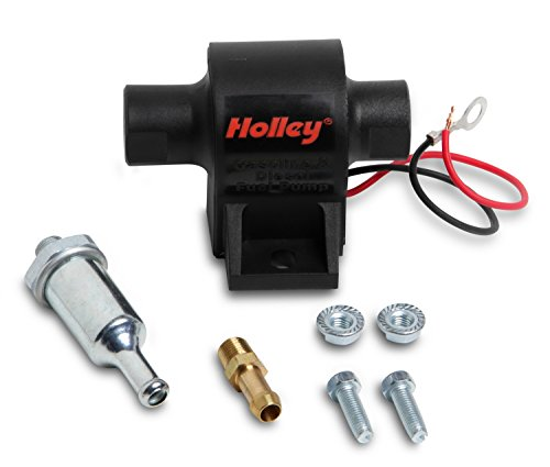 Holley Mighty Mite Electric Fuel Pump Fp 34 Gph 7-10 Psi