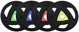 Jazzier Olympic Handel Weight Plate - 220 kg Package