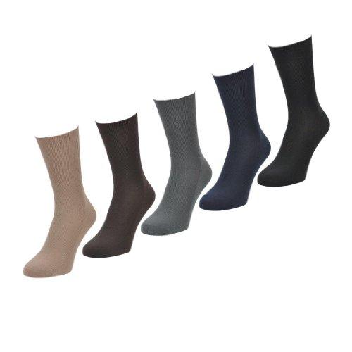 UK Socks Herren Baumwollsocken 6 Paar Gr. 46-50 (UK 11-14)