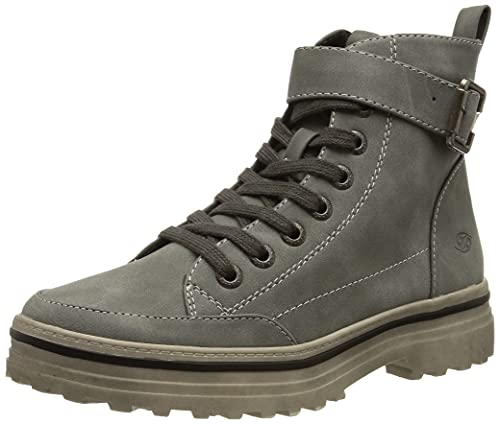 Dockers by Gerli Damen Sneaker, grau, 37 EU
