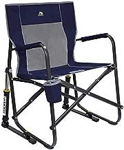 GCI Outdoor 37060 Freestyle Rocker Portable Folding Rocking Chair, Indigo