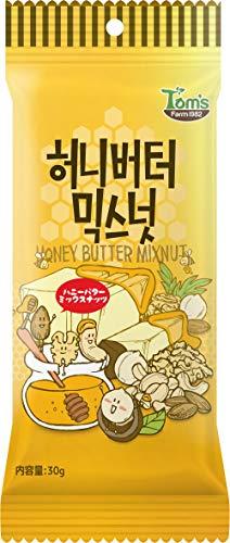 ギリム社 ハニーバターミックスナッツ 30g ×12個