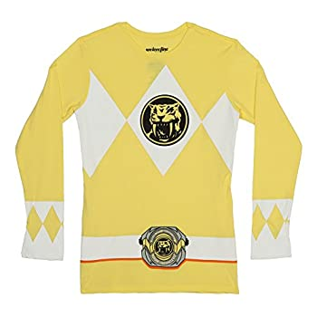 Best yellow power ranger shirt Reviews