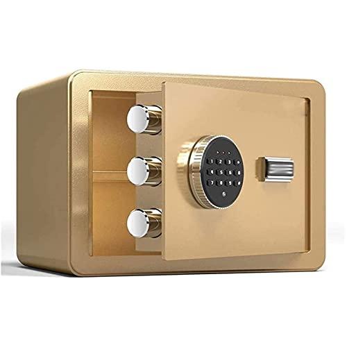 Massage-AED Coffre-Fort Avec Code Caja De Seguridad con Bloqueo De Teclado Electrónico Digital para Guardar Objetos De Valor