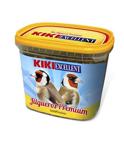 KIKI Kk Jilgueros Prem 300Gr 30801 Ud 300 g