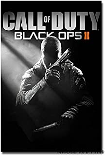 Lawrence Painting Call Of Duty Black Ops 2 Art Canvas Poster Print Pictures For Living Room Decor