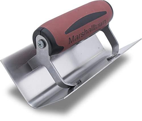 Marshalltown 66SSD Mano Mango de Madera, magnesio, para Suelo y hormigón, tamaño del alisador: 305x79 mm, plata, 152x64 mm