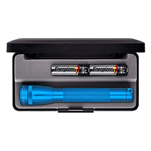 Maglite Mini R6 coffret Bleu 14.5 cm