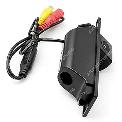 Akhan-CAM24-9-Farb-Rueckfahrkamera-Einparkhilfe-Kamera-fuer-Nummerschildbeleuchtung-Kennzeichenbeleuchtung