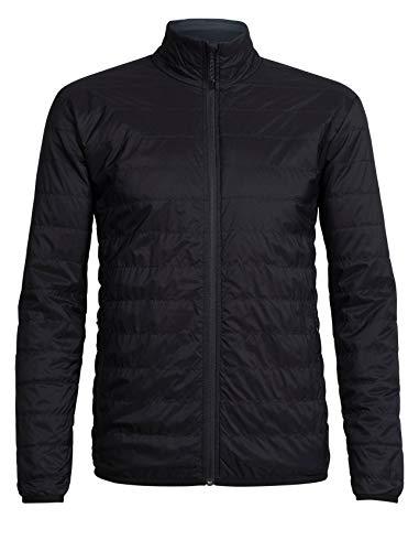 icebreaker Herren Jacke Hyperia Lite Jacket, Black, S, 103871001S