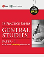 UPSC 2021 : General Studies Paper I : 18 Practice Papers