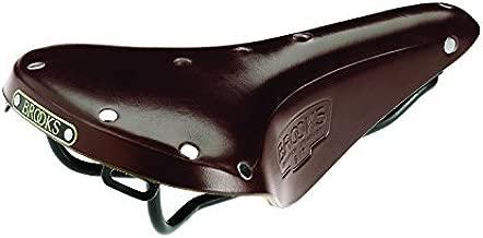 Brooks B17 Standard - Antique Brown - Black Steel