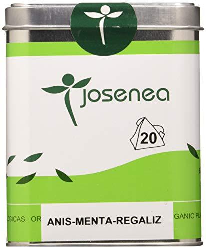 Josenea Anis Mint Regaliz blik 20 brs. 1 stuk 200 g