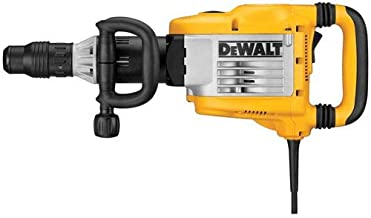 Dewalt D25901k 22 Lb. Sds Max Demolition Hammer With Shocks
