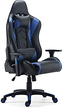 Staples Emerge Vartan Bonded Leather Gaming Chair